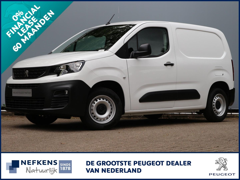 Peugeot Partner 1.5 100 pk premium 3-zits