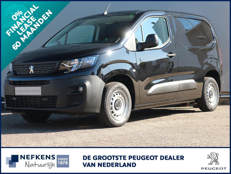 Peugeot Partner 1.5 130 pk 3-zits premium automaat voorraad