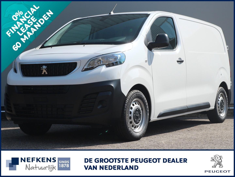 Peugeot Expert 226s 1.5 100 pk 3-zits premium