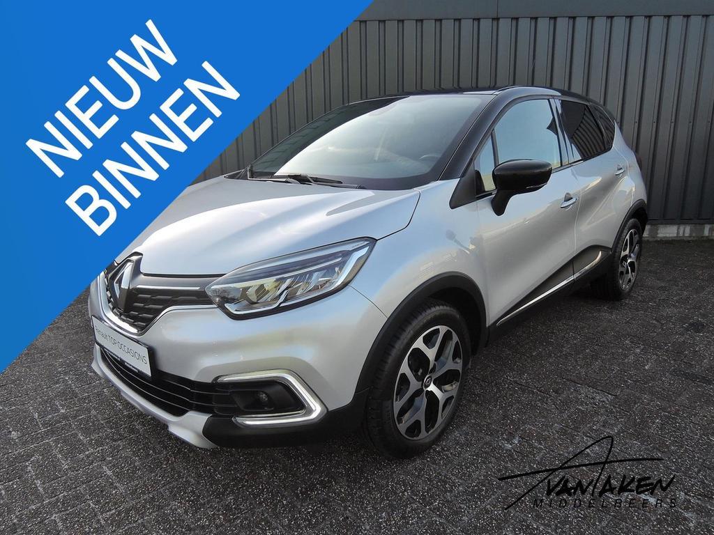 Renault Captur Tce 120 edc intens