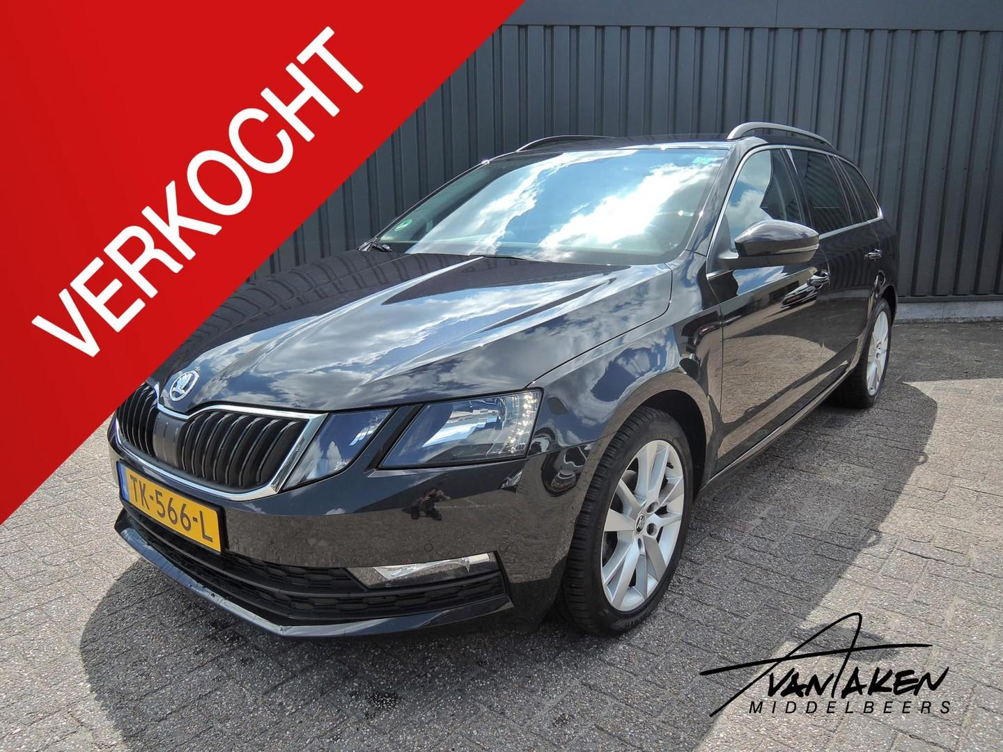 Škoda Octavia Combi 1.6 tdi greentech ambition business