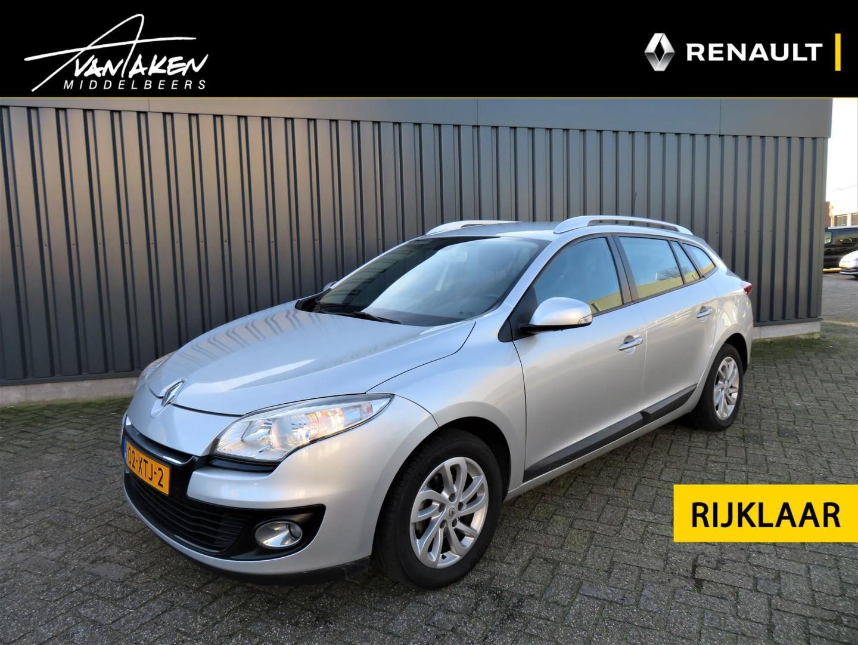 Renault Mégane Estate tce 115 expression navigatie