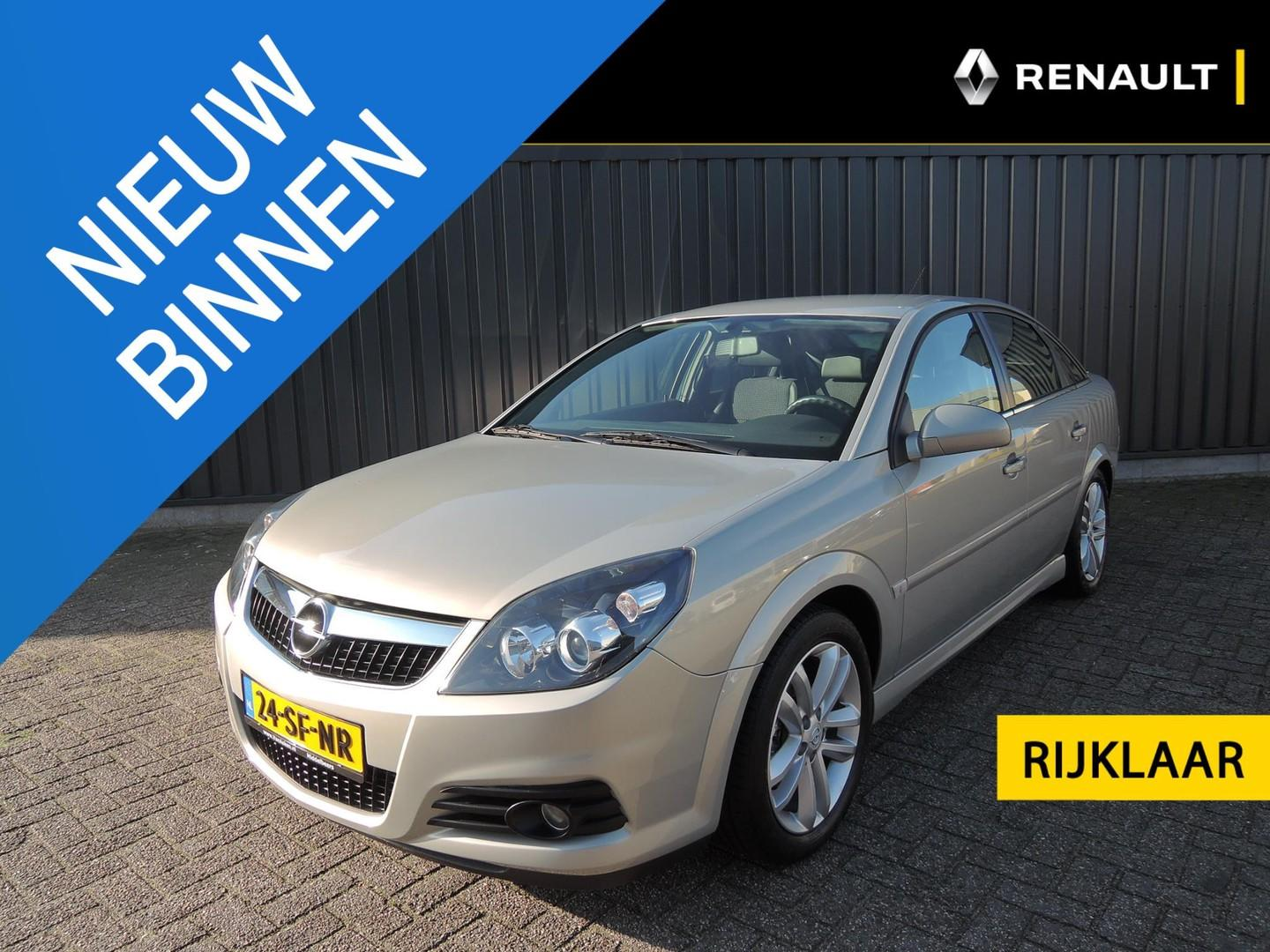 Opel Vectra Gts 1.8-16v sport unieke km stand!