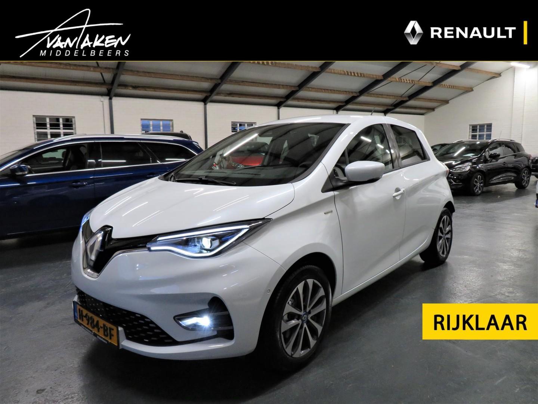 Renault Zoe R135 edition one 4% bijtelling