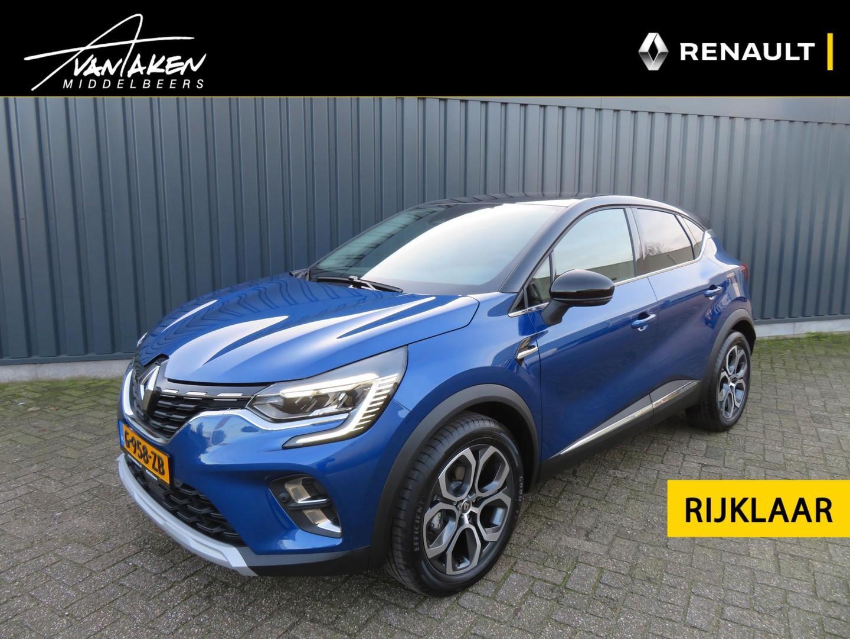 Renault Captur 1.3 tce 130 edc edition one