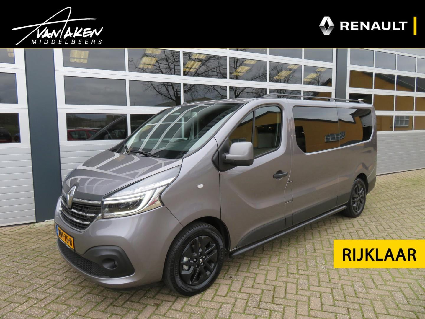 Renault Trafic 2.0 dci 170 t29 l2h1 dc luxe