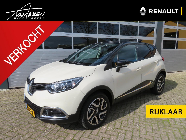 Renault Captur Tce 120 edc dynamique
