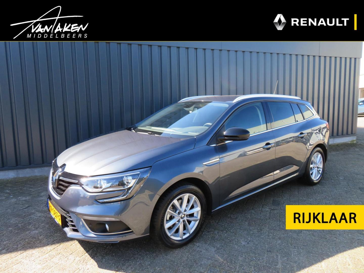 Renault Mégane Estate tce 130 limited