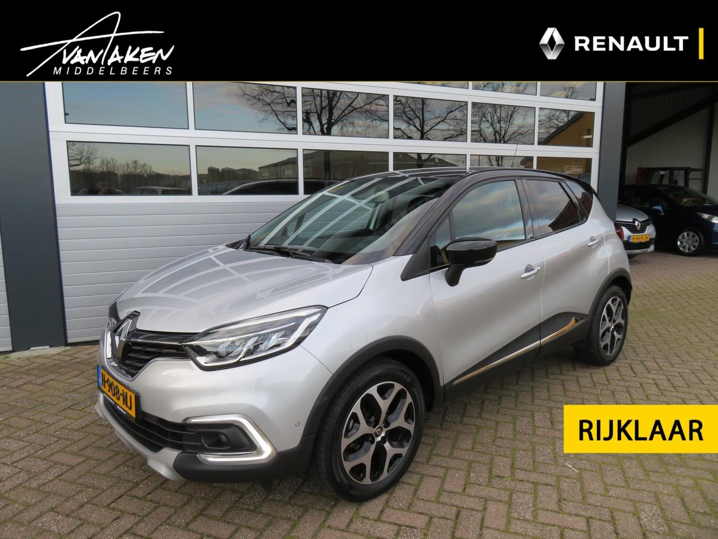 Renault Captur Tce 150 edc automaat intens, easy life pack