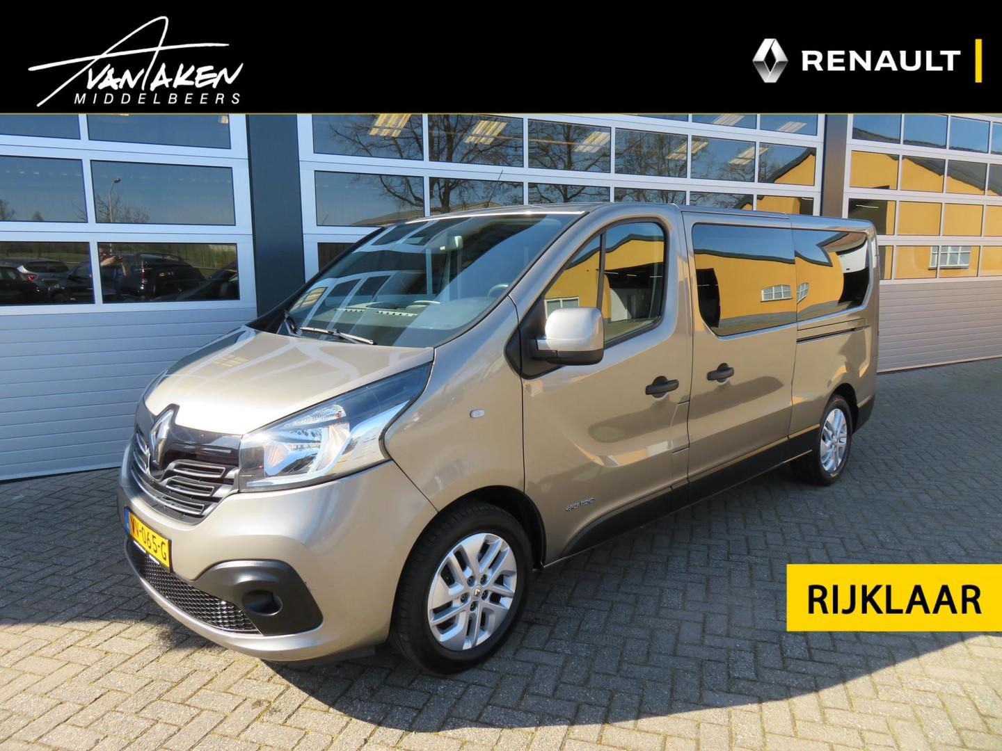 Renault Trafic Dci 120 t29 l2h1 dc luxe navigatie, airco