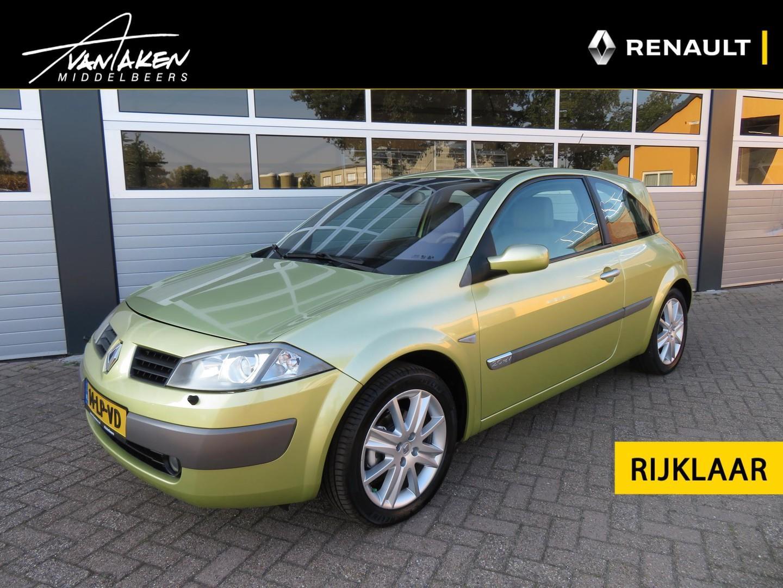 Renault Mégane 2.0-16v privilège luxe leer