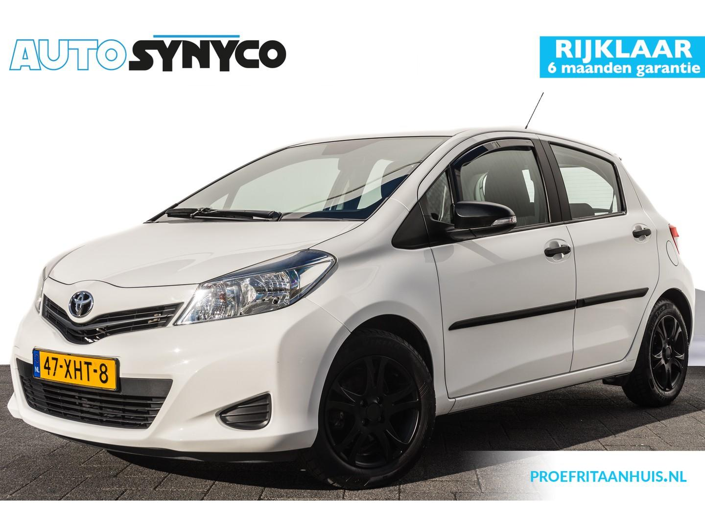 Toyota Yaris 1.0 vvt-i comfort 5-drs