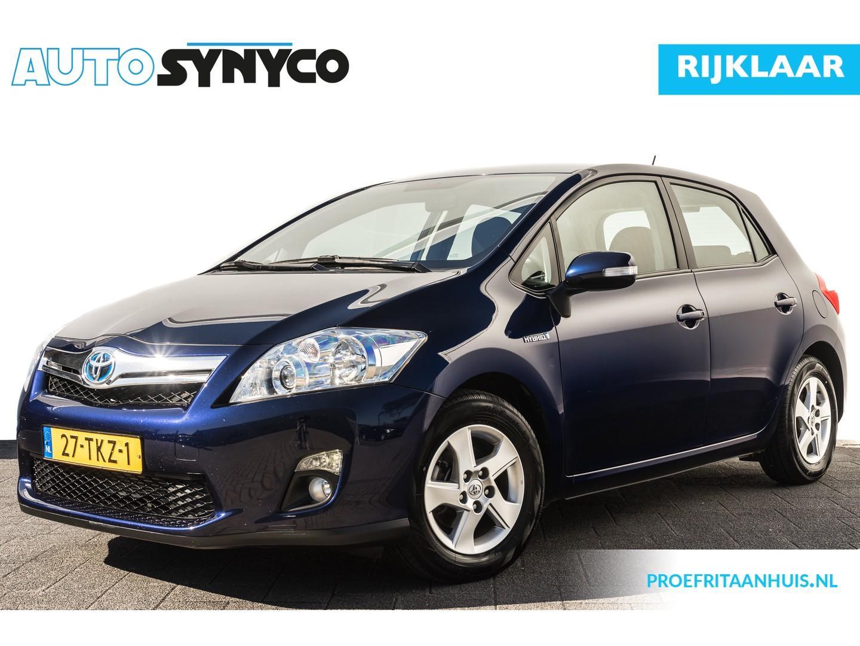 Toyota Auris 1.8 full hybrid