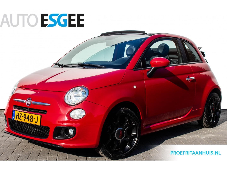 Fiat 500c 0.9 twinair 85pk sport