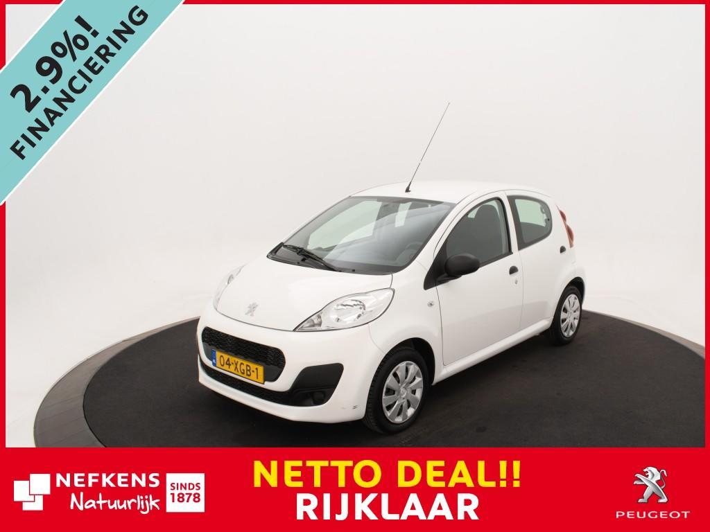 Peugeot 107 1.0 access accent * airco * 5deurs * rijklaarprijs * netto deal