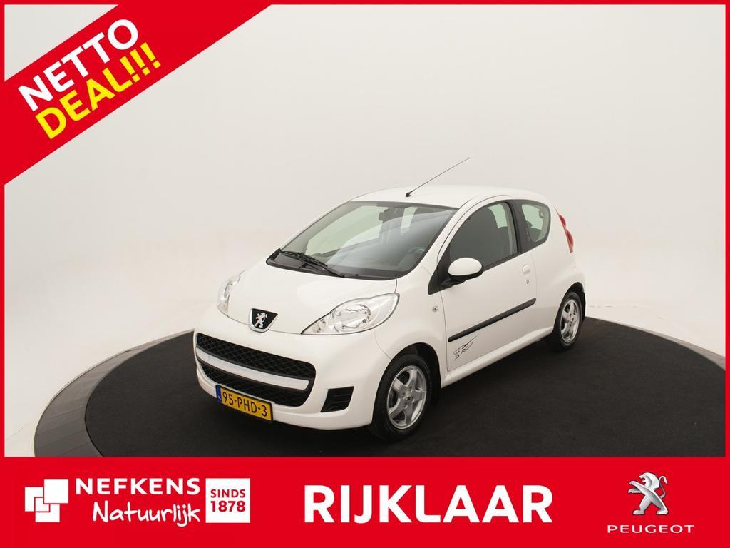 Peugeot 107 1.0-12v urban move * airco * elektr ramen * cv * 3-deurs! * *rijklaar * netto deal *