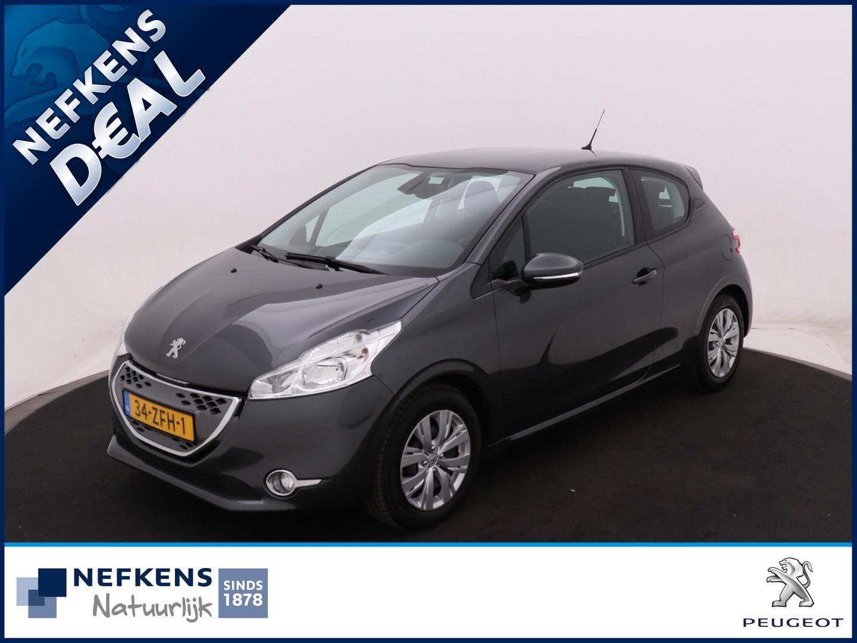 Peugeot 208 1.4 e-hdi active * navi * clima * pdc * regensensor * nefkens deal