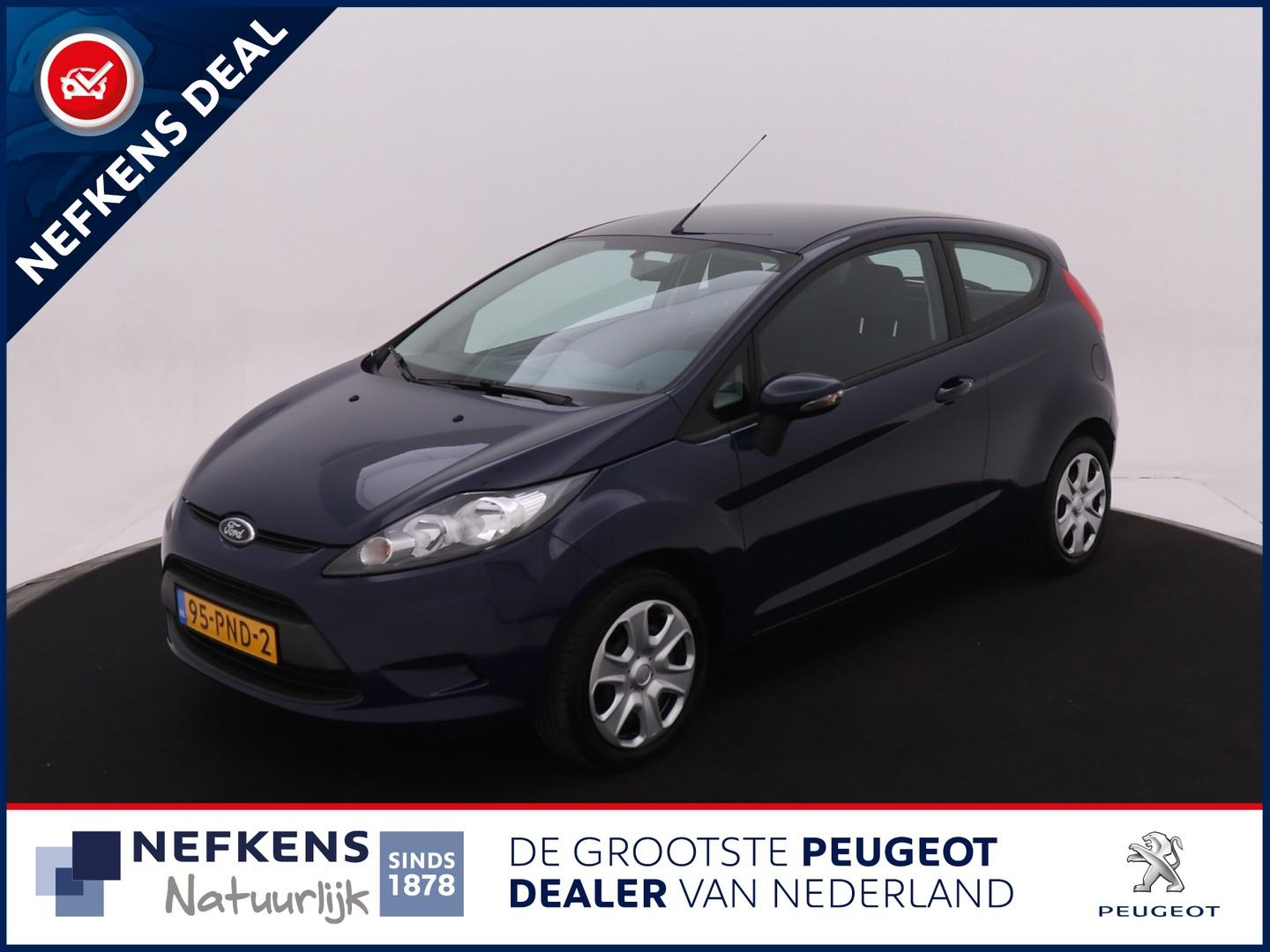 Ford Fiesta 1.2 60pk limited