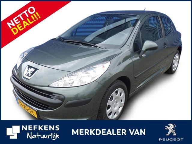 Peugeot 207 1.4 3deurs 75 pk*netto deal*