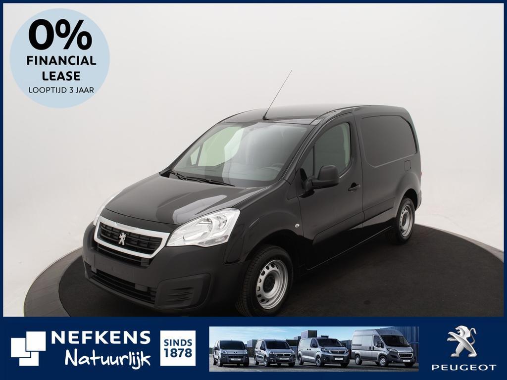 Peugeot Partner 122 1.6 hdi l1 xr profit + airco, schuifdeur, radio *voorraadvoordeel bij nefkens*