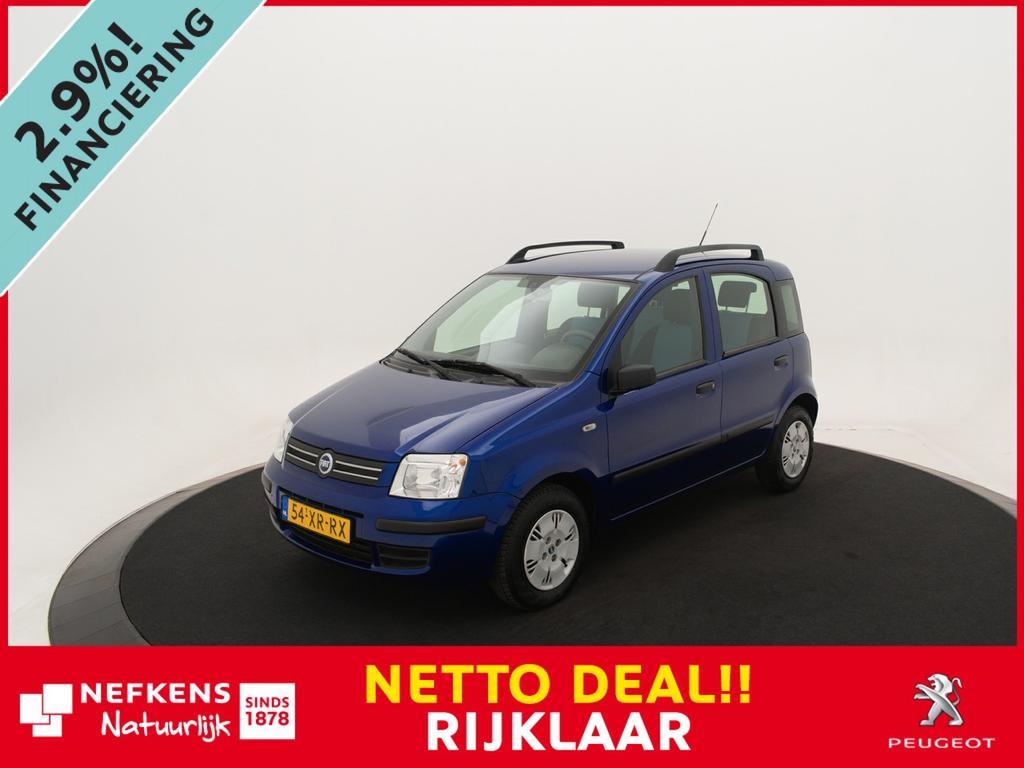 Fiat Panda 1.2 class *automaat*airconditioning* *netto deal* rijklaarprijs !!!*