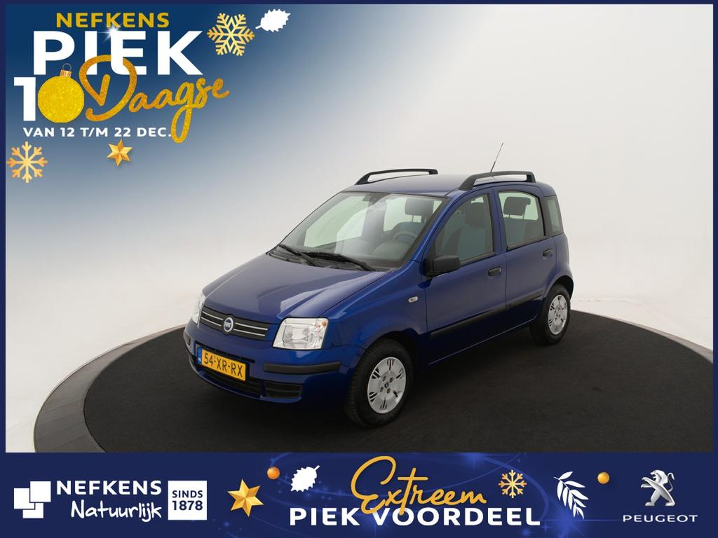 Fiat Panda 1.2 class automaat *automaat*airconditioning* *netto deal* rijklaarprijs !!!*