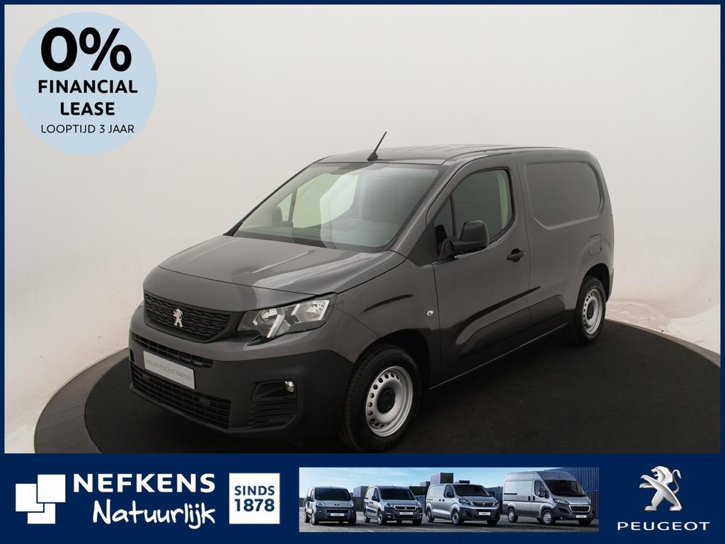Peugeot Partner 1.6 bluehdi premium 75pk