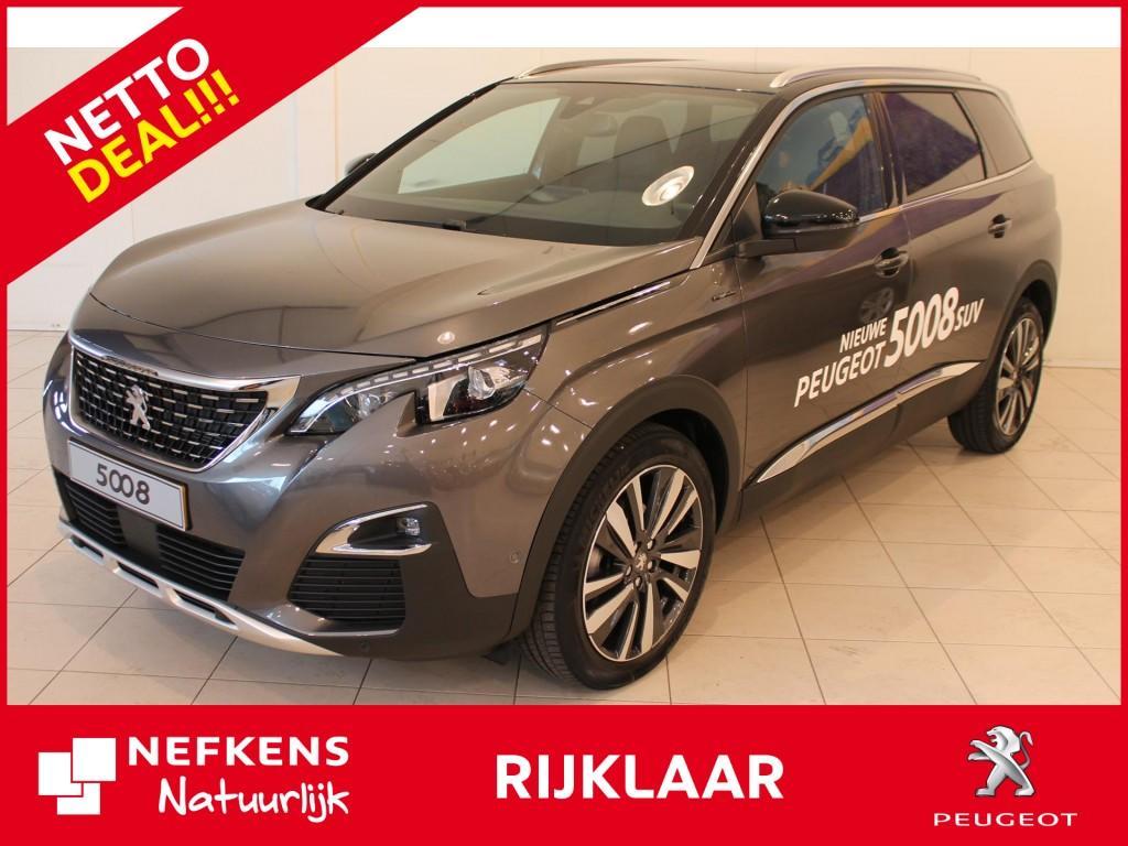 Peugeot 5008 Suv 1.2 130pk gt-line netto deal & rijklaar