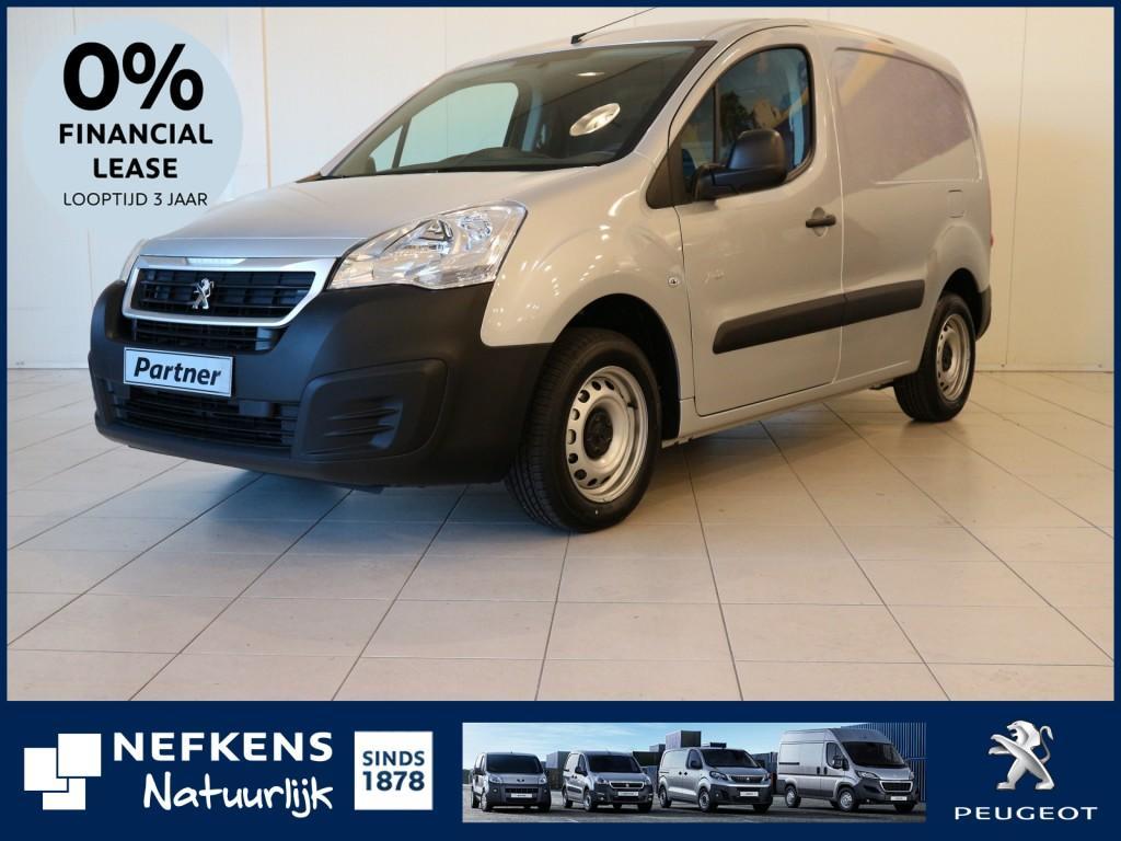 Peugeot Partner L1 1.6 100 pk premium s&s voorraadauto