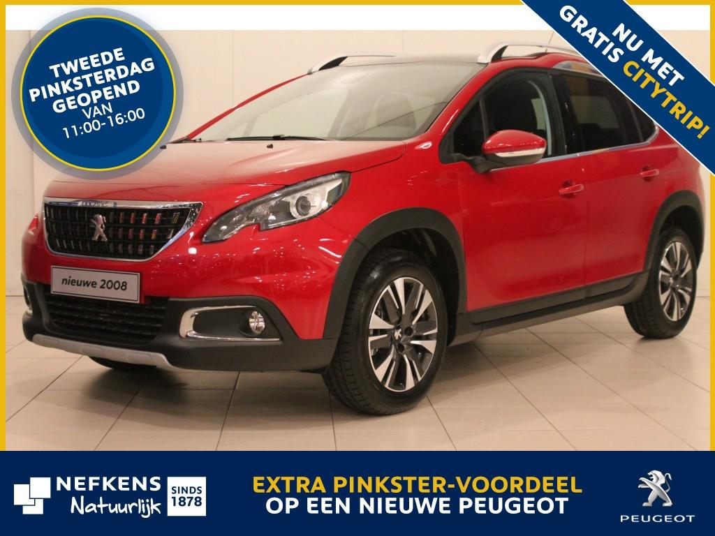 Peugeot 2008 Suv 1.2 110 pk allure private lease actie