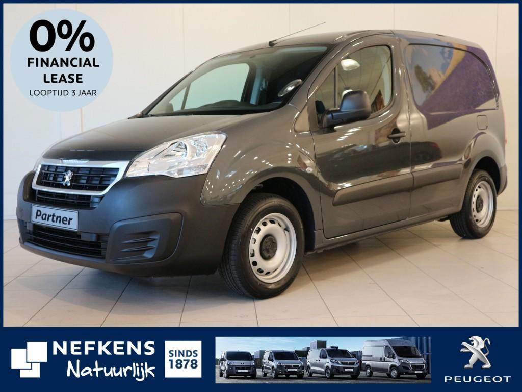 Peugeot Partner 120 1.6 bluehdi 75 l1 profit+