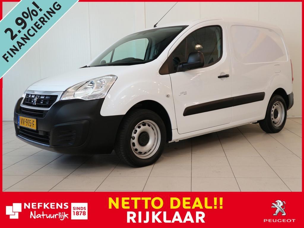 Peugeot Partner 1.6 75 pk l1 xr profit+
