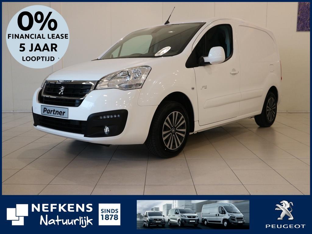 Peugeot Partner 120 1.6 75 pk l1 premium pack bedrijfshow