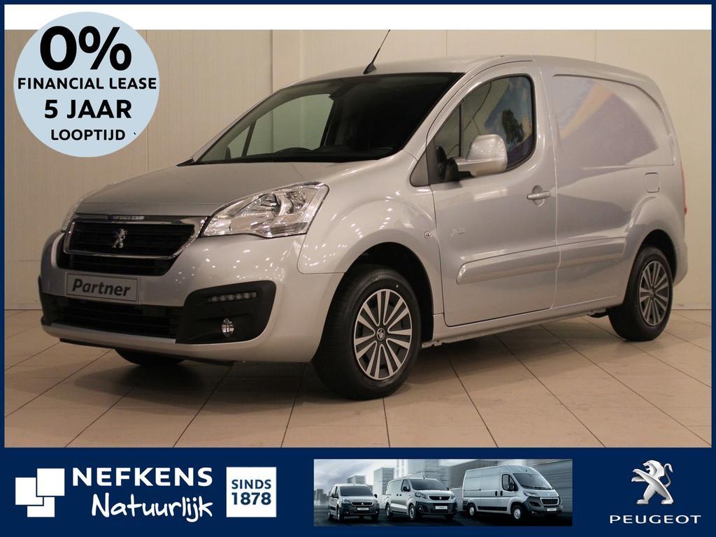 Peugeot Partner 120 1.6 75pk l1 premium pack