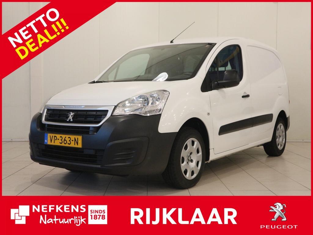 Peugeot Partner 120 1.6 hdi 75 pk l1 xr profit+ netto deal & rijklaar