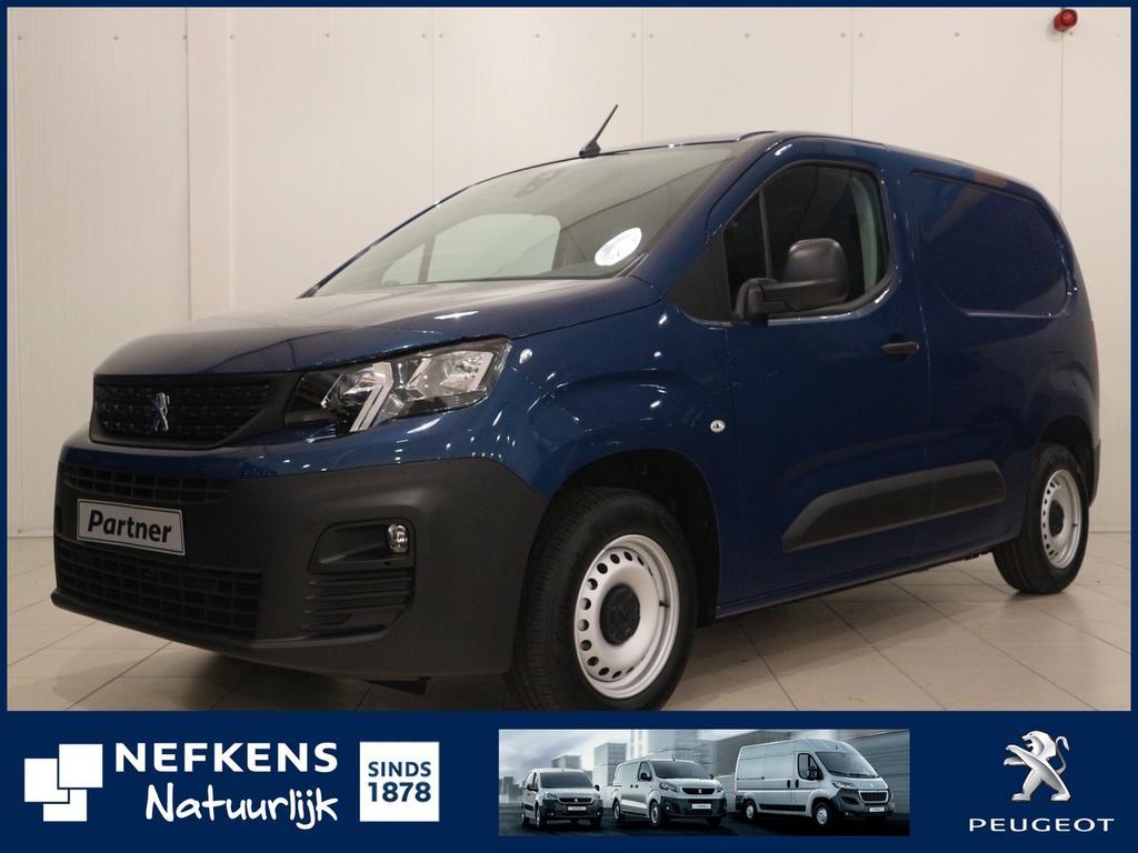 Peugeot Partner 1.6 100pk premium 650kg bedrijfshow