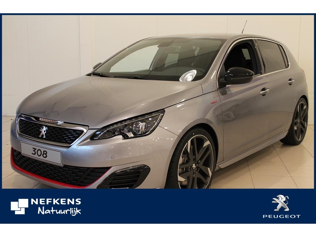 Peugeot 308 Gti 1.6 e-thp 250pk * € 631,- private lease*