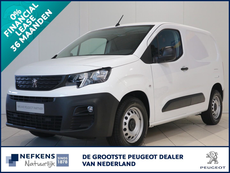 Peugeot Partner 1.5 75 pk grip