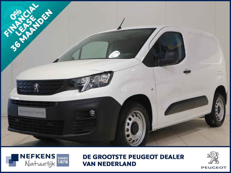 Peugeot Partner 1.5 75 pk premium