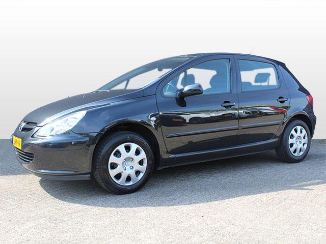 Peugeot 307 1.4-16v xs premium clima, cruise, trekhaak!