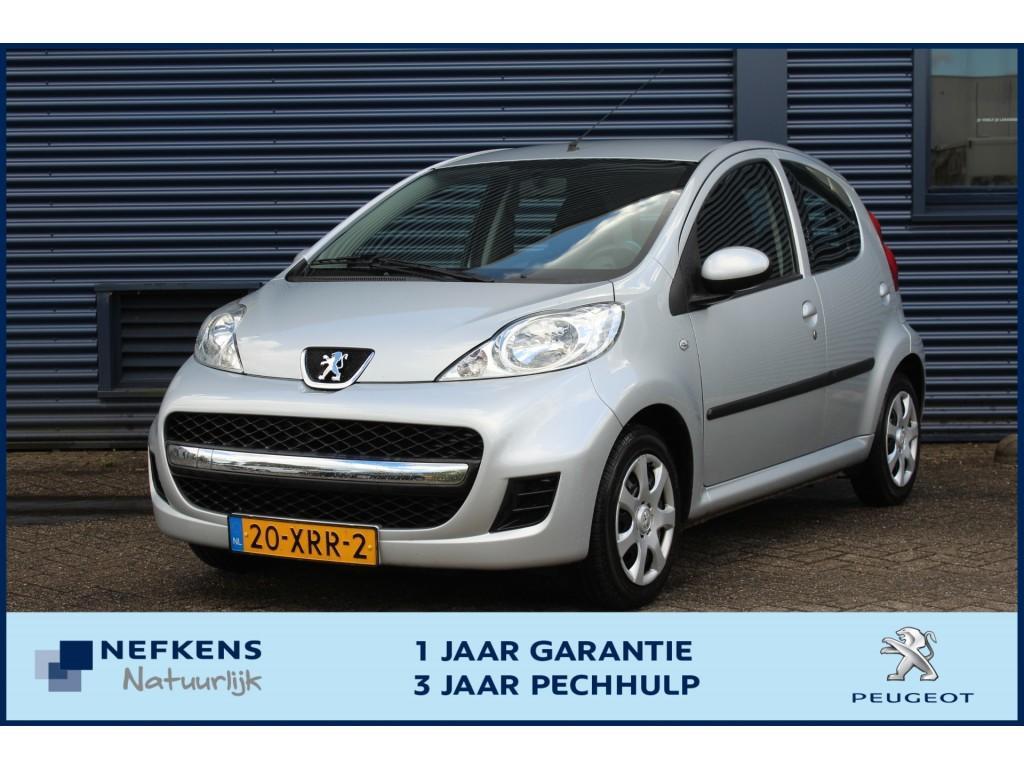 Peugeot 107 Xs 1.0-12v 5-deurs rad/cd, elek.ramen!