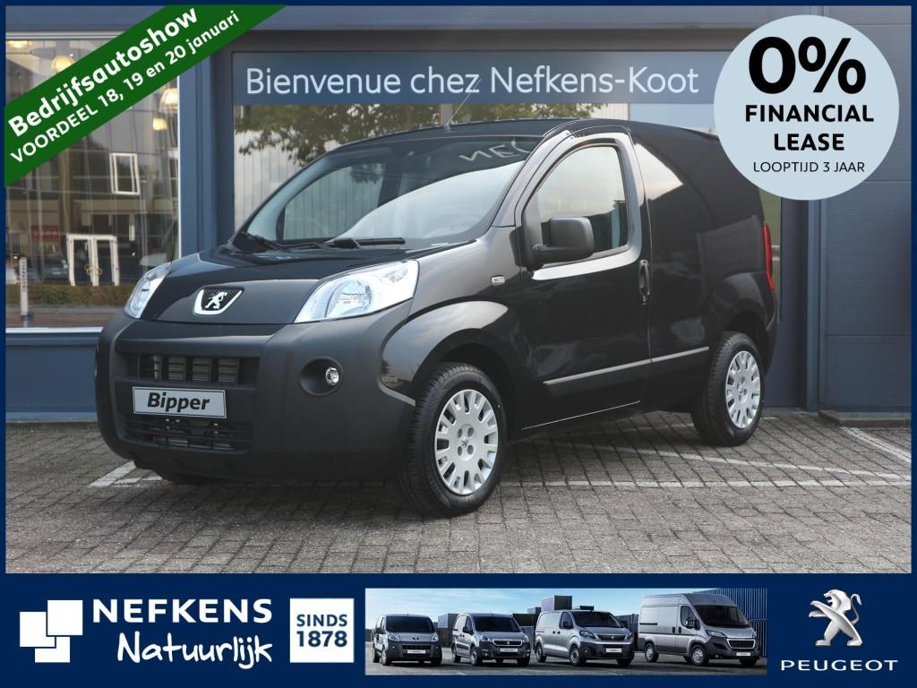 Peugeot Bipper Xt 1.3 bluehdi 80 profit+ voorraadactie!