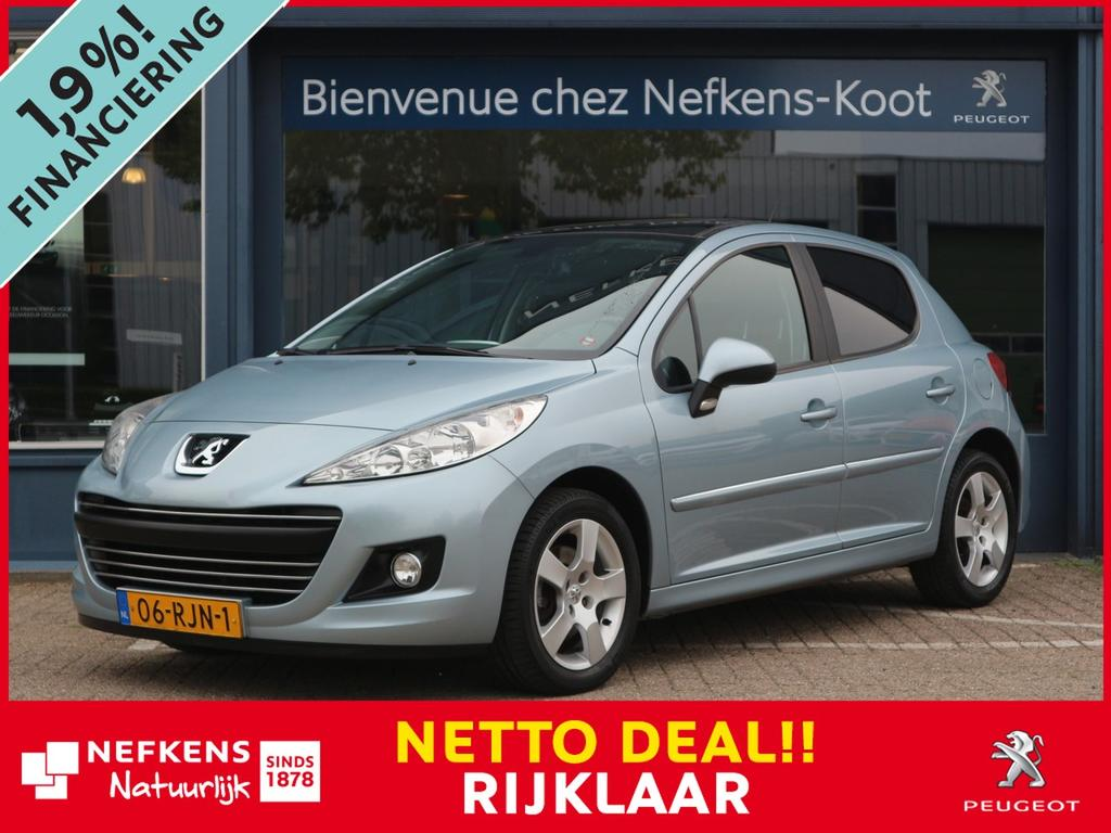 Peugeot 207 1.6 vti 120 pk xs netto deal & rijklaar