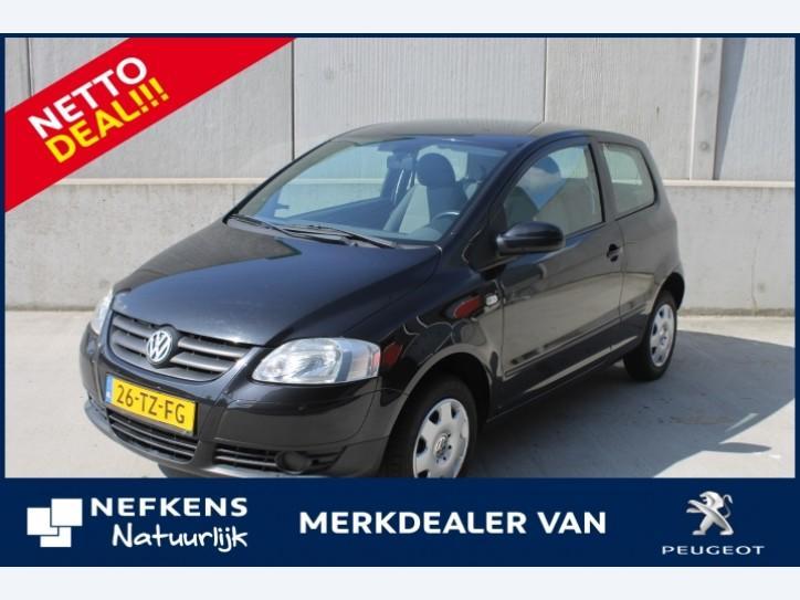Volkswagen Fox 1.4 75 pk trendline *netto deal*