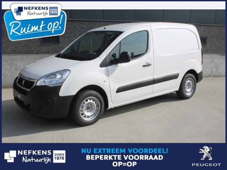 Peugeot Partner Partner gb 120 l1 profit+ bluehdi 75 *nieuw!*close the deal!*
