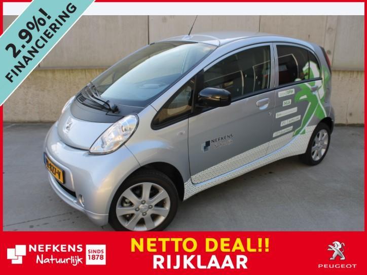 Peugeot Ion Active 4% bijtelling * rijklaar * netto deal *