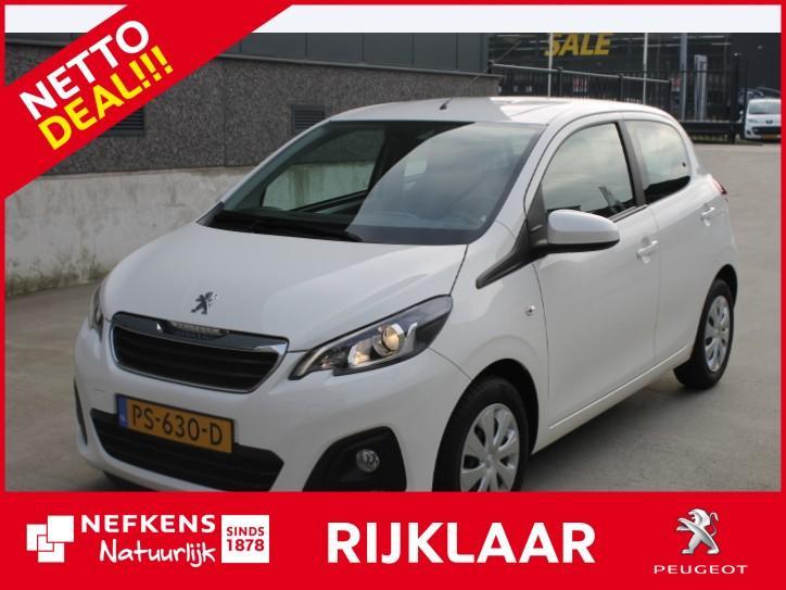 Peugeot 108 1.0 e-vti 68pk 5d active *rijklaar*netto deal*