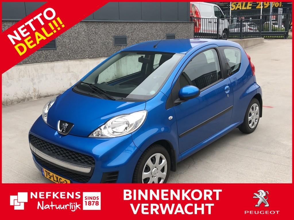 Peugeot 107 1.0-12v 68pk xs automaat airco * rijklaar * netto deal *