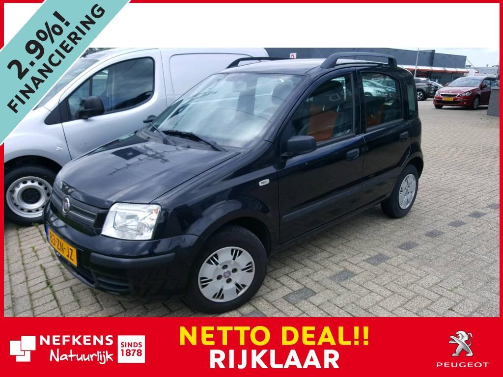 Fiat Panda 1.2 edizione cool *airco* 6 maanden bovag garantie * rijklaar * netto deal *