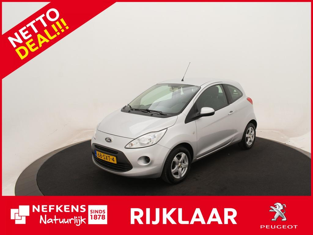 Ford Ka 1.2 cool & sound start/stop 70 pk